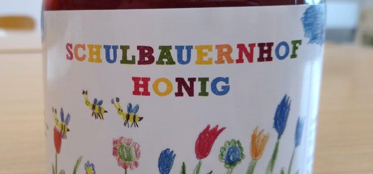 BIENEN-AG – Kleine Honigschulung